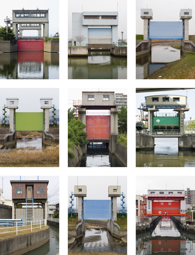 Floodgates typology