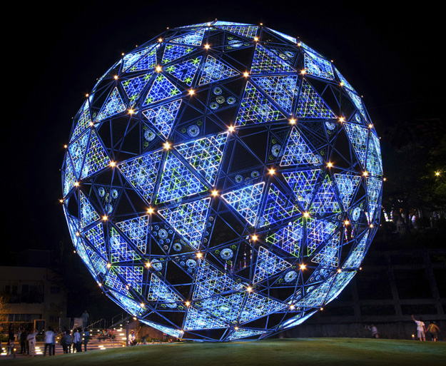 12m Geodesic Sphere